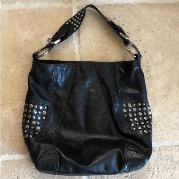 e80aaabc77 Steven By Steve Madden Bags | Black Leather Tote Bag | Poshmark